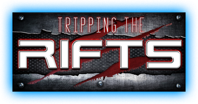Take20 D&D - Tripping the Rifts Logo