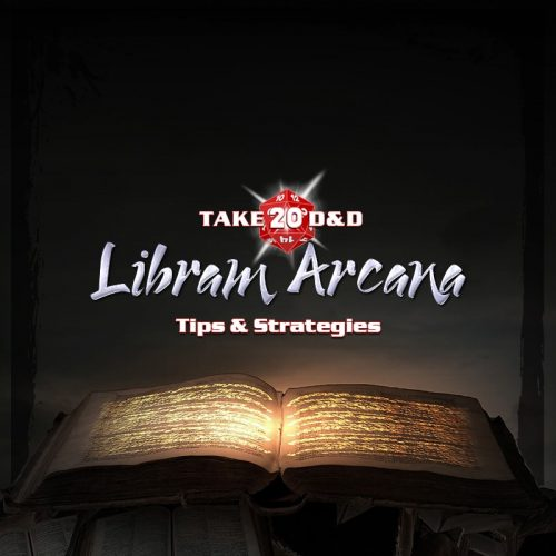 Take20 D&D - Libram Arcana