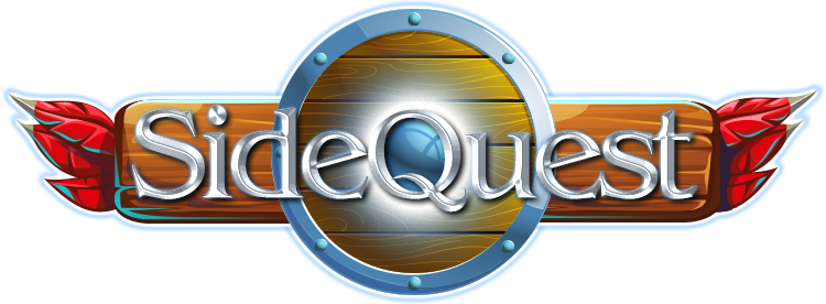 Take20 D&D - SideQuest Logo