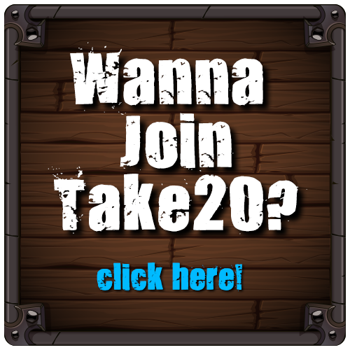 Wanna Join Take20 D&D? - Click Here